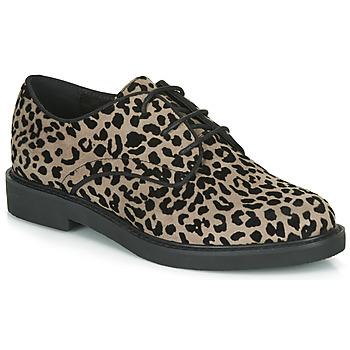 Schuhe Damen Derby-Schuhe André NEVIS Grau