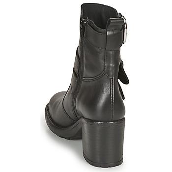 André NASHUA Schwarz - Kostenloser Versand |  - Schuhe Boots Damen 10900