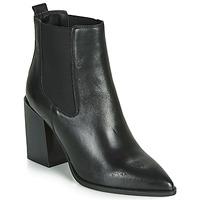 Schuhe Damen Boots André NINETTE Schwarz