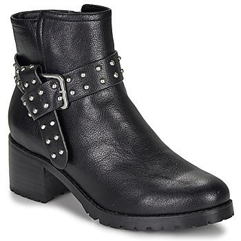 Schuhe Damen Boots André NILLA Schwarz