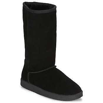 Schuhe Damen Boots André TOULOU Schwarz