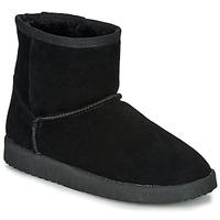 Schuhe Damen Boots André TOUSNOW Schwarz