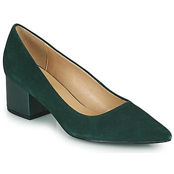Schuhe Damen Pumps André LAMOUR Grün