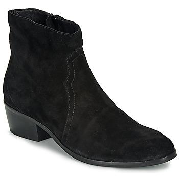 Schuhe Damen Boots André ELEANA Schwarz