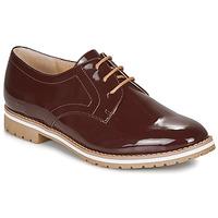 Schuhe Damen Derby-Schuhe André CICERON Rot