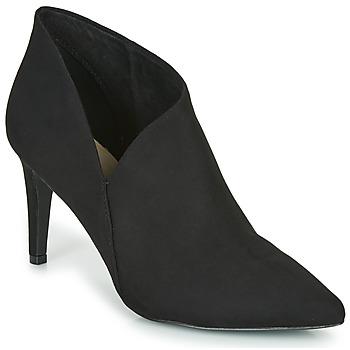 Schuhe Damen Low Boots André LYNA Schwarz