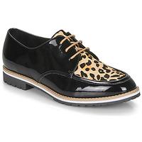 Schuhe Damen Derby-Schuhe André CHARLELIE Leopard
