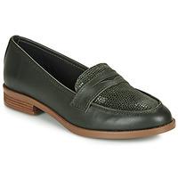 Schuhe Damen Slipper André EMERAUDE Grün