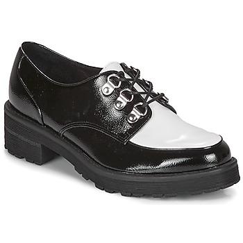 Schuhe Damen Derby-Schuhe André NINON Schwarz