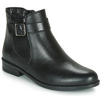 Schuhe Damen Boots André ESMERALDA Schwarz