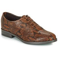 Schuhe Damen Derby-Schuhe André MOBI Braun