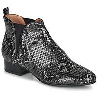 Schuhe Damen Boots André VERVEINE Grau