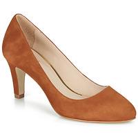 Schuhe Damen Pumps André LINAS Camel