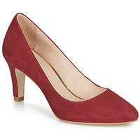 Schuhe Damen Pumps André LINAS Rot