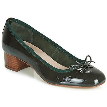 Schuhe Damen Pumps André POEME Grün