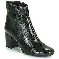 Schuhe Damen Low Boots André LANA Grün