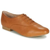 Schuhe Damen Derby-Schuhe André EXQUIS Camel