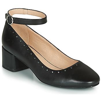 Schuhe Damen Ballerinas André LAUREATE Schwarz