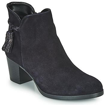 Schuhe Damen Low Boots André MARYLOU Marine