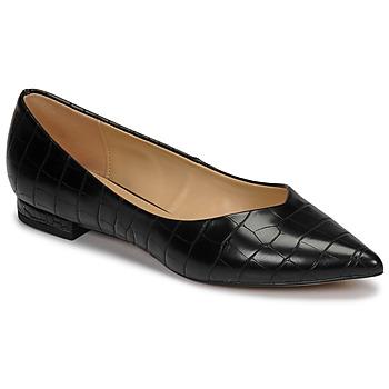 Schuhe Damen Ballerinas André LISERON Schwarz