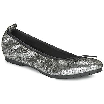 Schuhe Damen Ballerinas André NANA Silbern