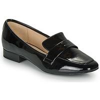 Schuhe Damen Slipper André LYS Schwarz