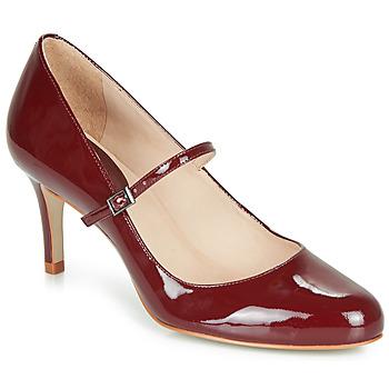 Schuhe Damen Pumps André LUCIOLE Bordeaux