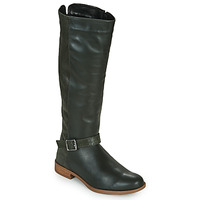 Schuhe Damen Klassische Stiefel André ETERNELLE Grün