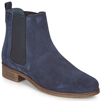 Schuhe Damen Boots André CHATELAIN Marine