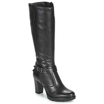 Schuhe Damen Klassische Stiefel André NADA Schwarz