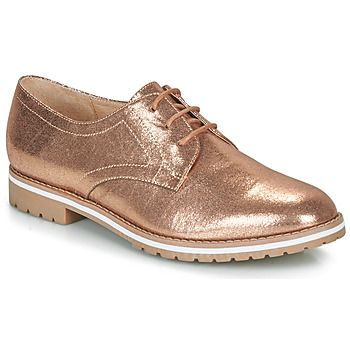 Schuhe Damen Derby-Schuhe André CICERON Goldfarben