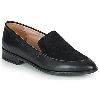 Schuhe Damen Slipper André NAY Schwarz