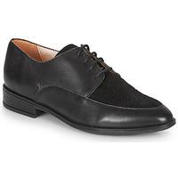 Schuhe Damen Derby-Schuhe André NAQQARA Schwarz