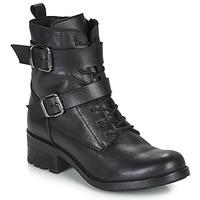 Schuhe Damen Boots André NIMA Schwarz