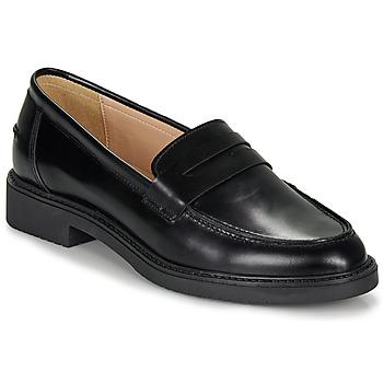 Schuhe Damen Slipper André NERE Schwarz