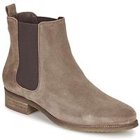 Schuhe Damen Boots André CHATELAIN Maulwurf