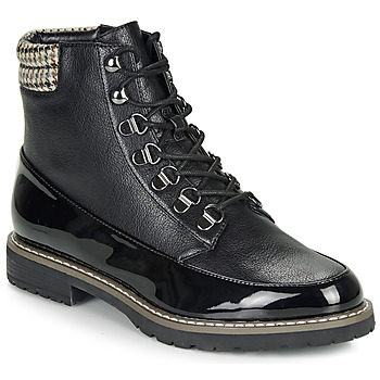 Schuhe Damen Boots André ELBROUZ Schwarz