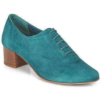 Schuhe Damen Derby-Schuhe André CASSIDY Blau