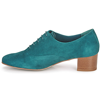 André CASSIDY Blau - Kostenloser Versand |  - Schuhe Derby-Schuhe Damen 7120
