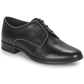 Schuhe Damen Derby-Schuhe André NATHALIE Schwarz