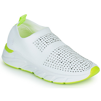 Schuhe Damen Sneaker Low André BERLINA Weiss