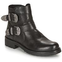 Schuhe Damen Boots André NORCROSS Schwarz