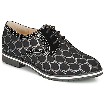 Schuhe Damen Derby-Schuhe André DERIVEUR Silbern