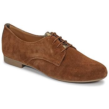 Schuhe Damen Derby-Schuhe André CAMARADE Ocker