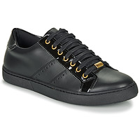 Schuhe Damen Sneaker Low André BERKELEY Schwarz
