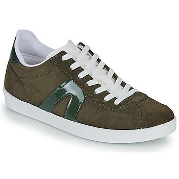 Schuhe Damen Sneaker Low André SPRINTER Grün