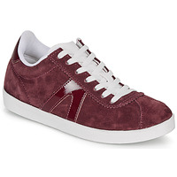 Schuhe Damen Sneaker Low André SPRINTER Bordeaux