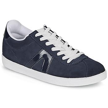 Schuhe Damen Sneaker Low André SPRINTER Marine