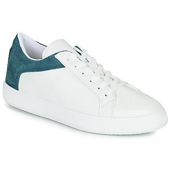Schuhe Damen Sneaker Low André BAILA Grün