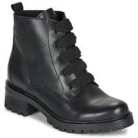 Schuhe Damen Boots André ELISE Schwarz